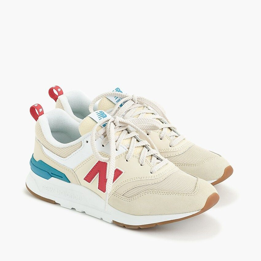 j.crew new balance® 997 sneakers, right side, view zoomed