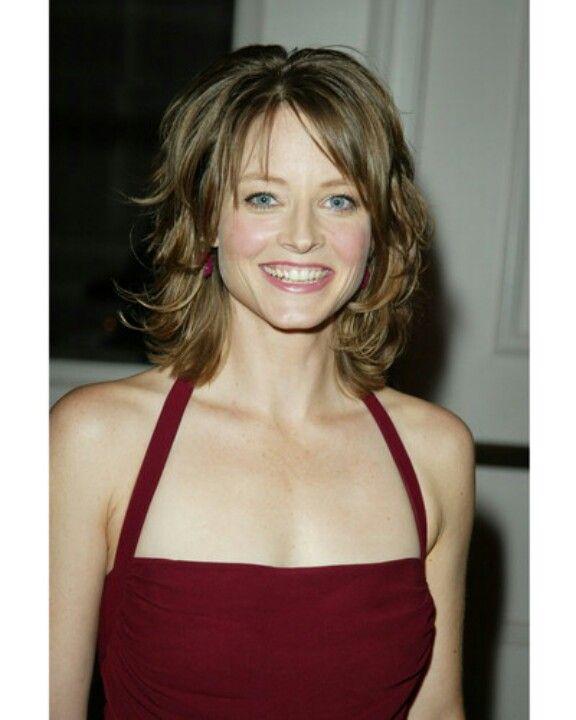 Jodie Foster Medium Shag Hairstyles Medium Hair Styles Shag Layered Hairstyles