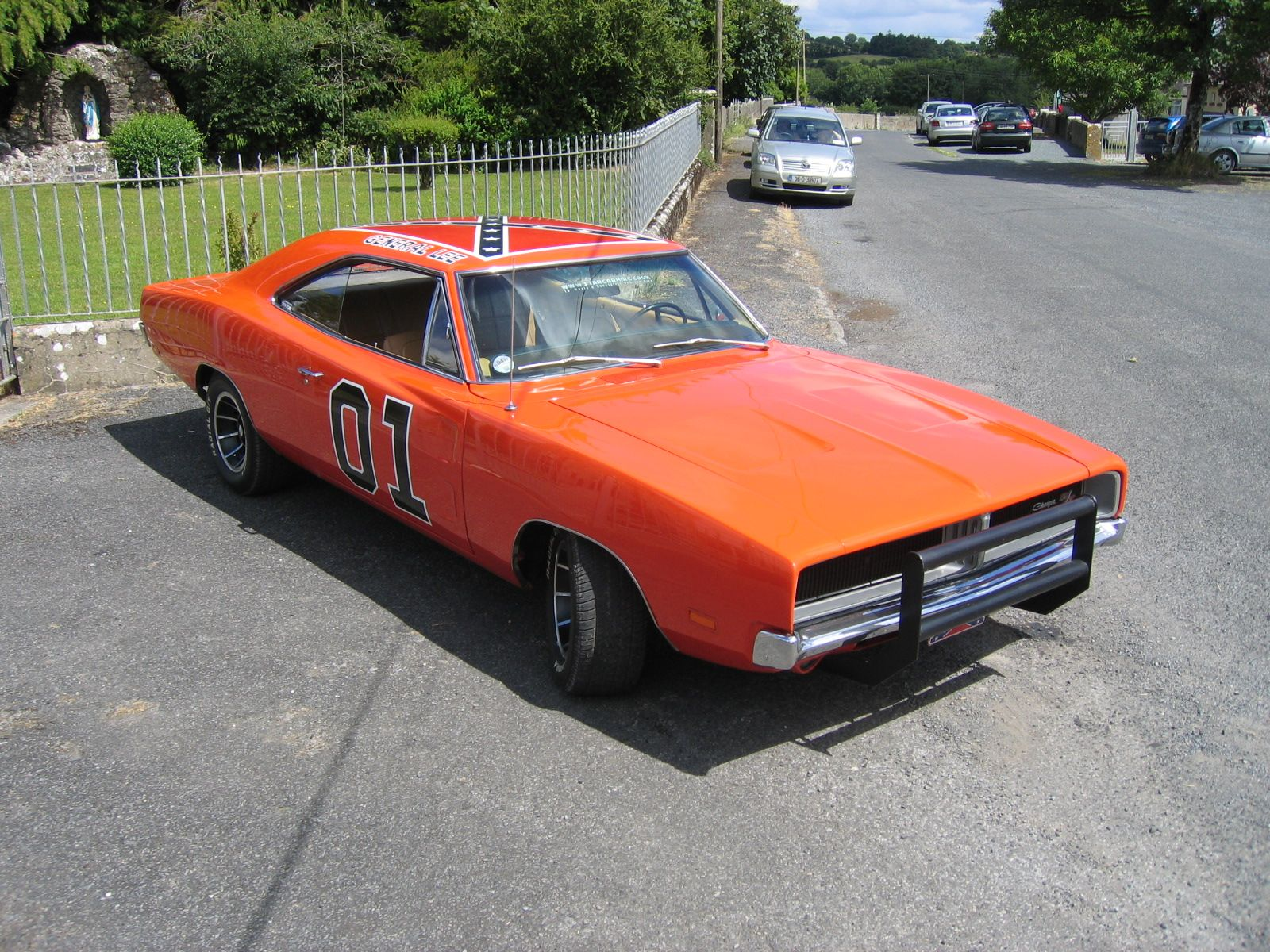 Dodge Charger 1969 The Dukes Of Hazzard Dodge Charger