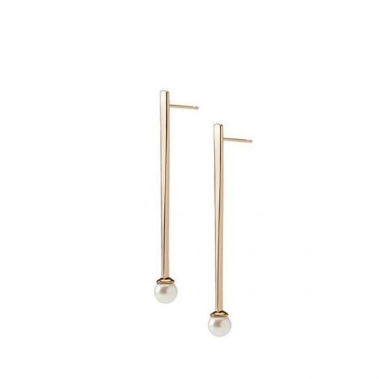 Who Knew Dangly Earrings Could Look This Cool? | Drop earrings ...
