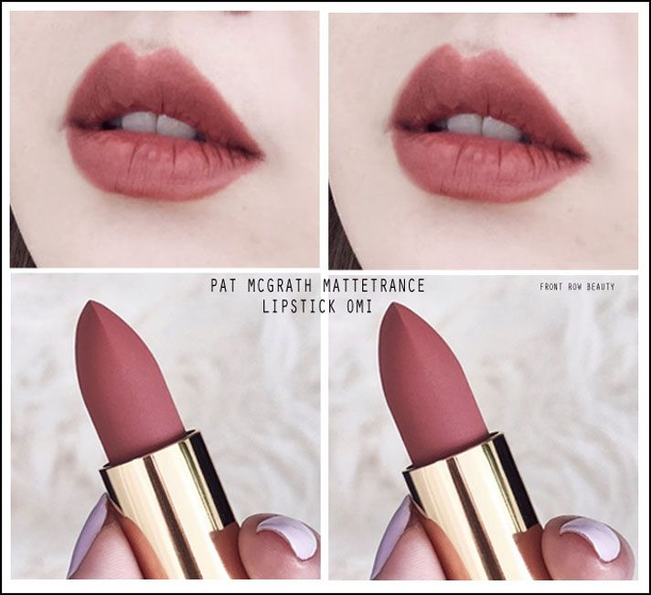 Pat McGRATH LUXE MatteTrance Lipstick OMI Review and ...