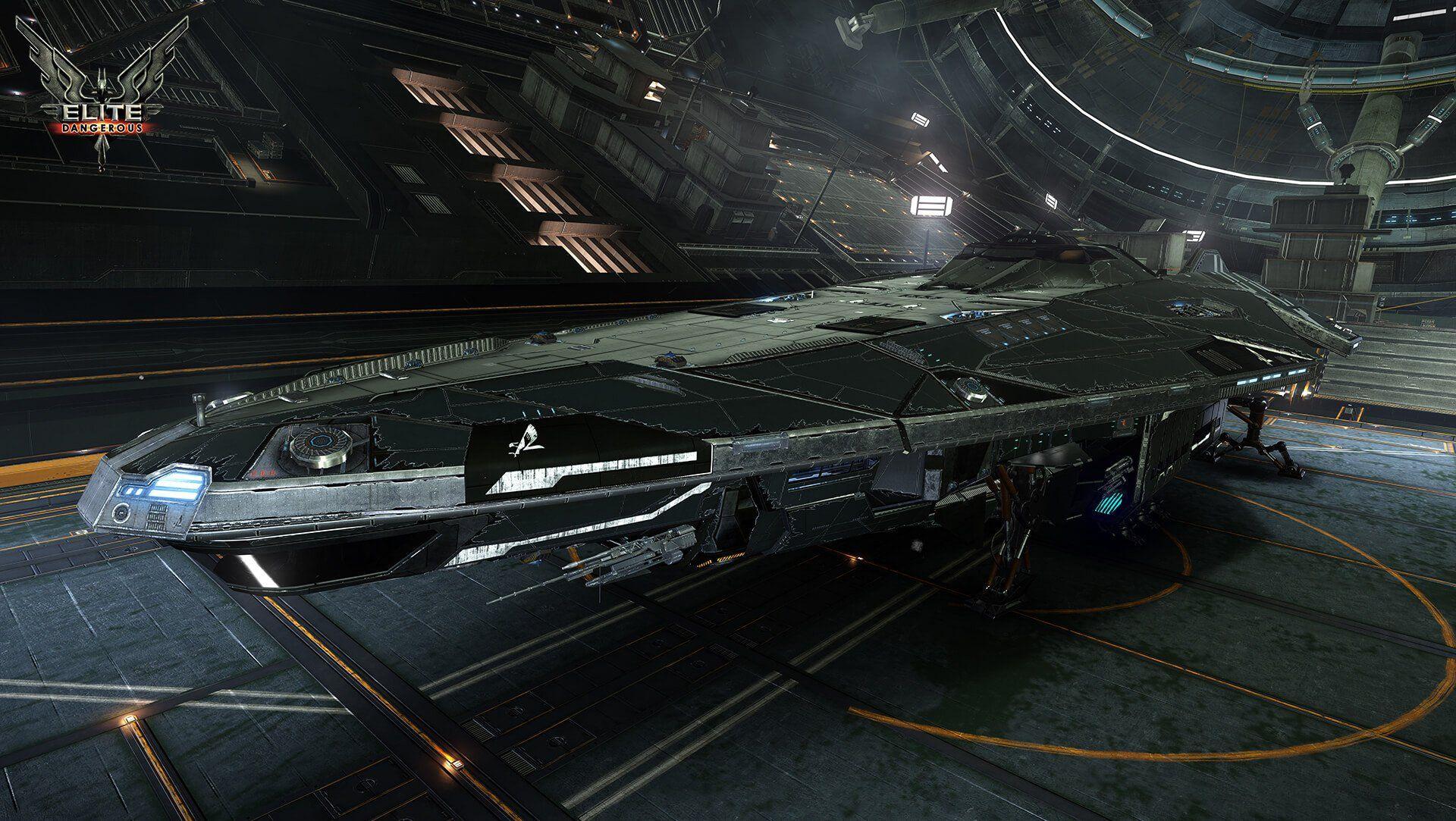 Anaconda Elite Dangerous Eucl3d 4 Space Ships In 2019