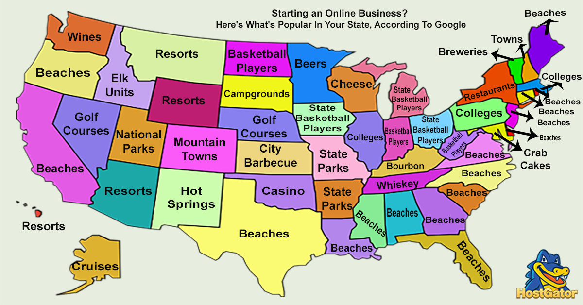 Starting an Online Business Heres Whats Popular In Your State