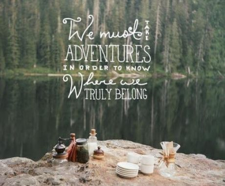 really feeling a need for adventure in my life now