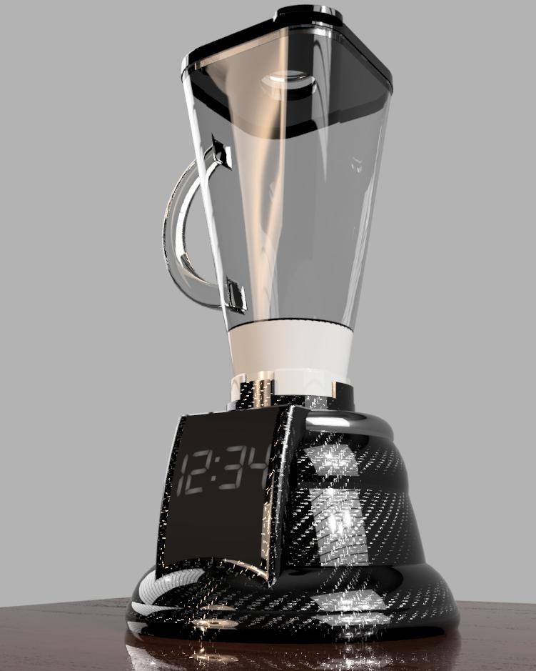 licuadora touch screen Fusion360_Gallery (con imágenes