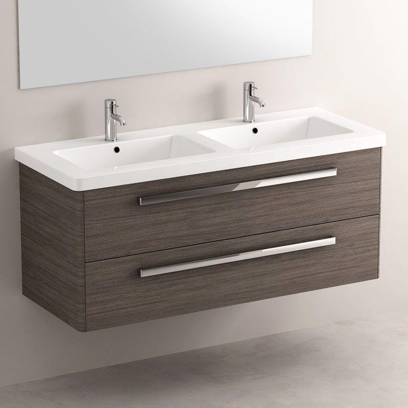 poignée tiroir meuble salle de bain