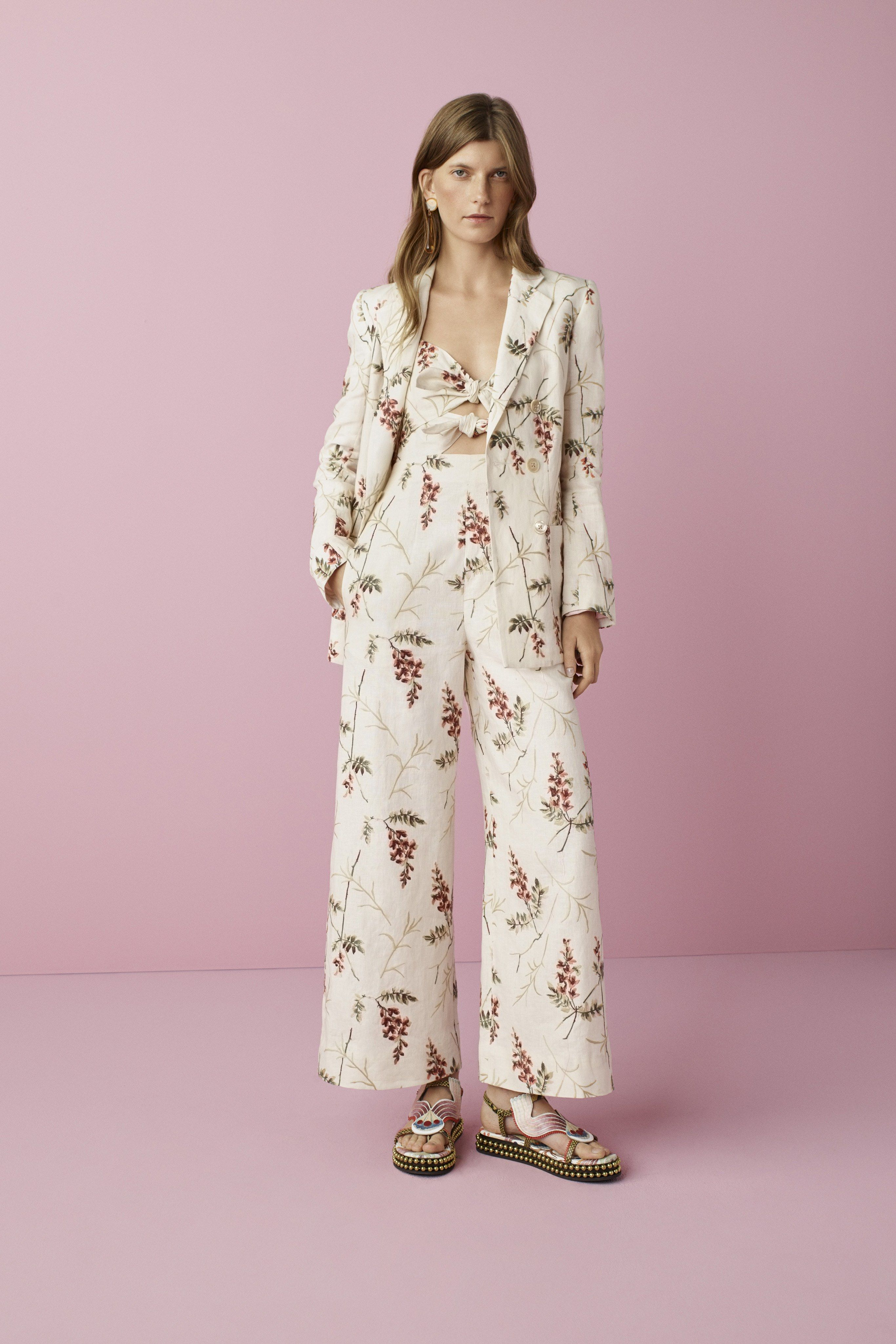 069c4a74cd Rebecca Taylor Spring 2019 Ready-to-Wear Collection - Vogue  clothes   beautifulclothes  fashion  apparel  fashiontrends  style  stylewatch ...