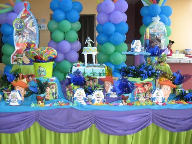 Arreglos de fiestas infantiles toy story imagui - Arreglos fiestas infantiles ...