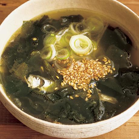 レシピ 人気 わかめ スープ