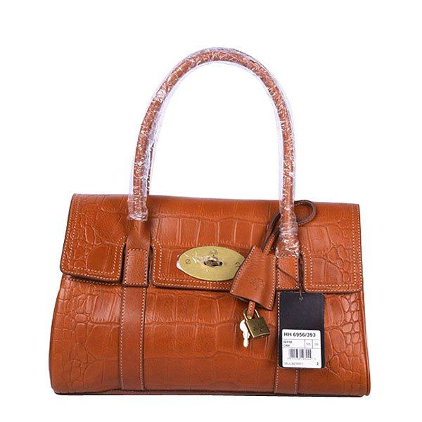 3118365a04e Mulberry East West Bayswater Printed Leather Shoulder Bag Coffee ...