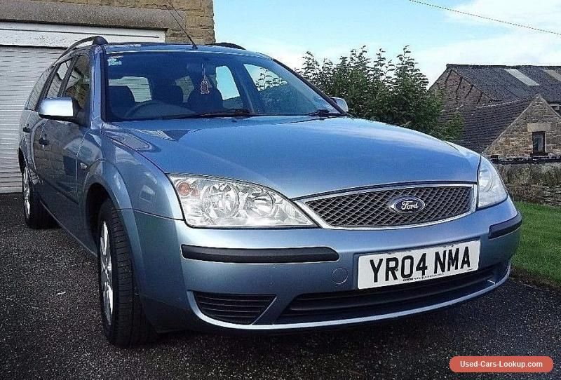 Ford Mondeo Estate 1.8 Mistral petrol duratec MOT May 2018 #ford #mondeo #forsale #unitedkingdom