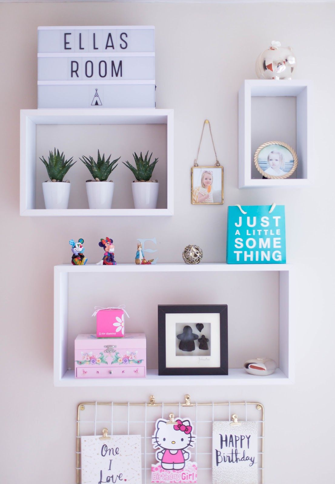 Mini Make Over Hello Kitty Bedroom
