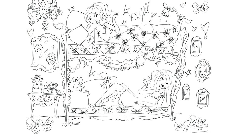 Prijsvraag Tekening Donderdag Jill Avrotros Art Doodles