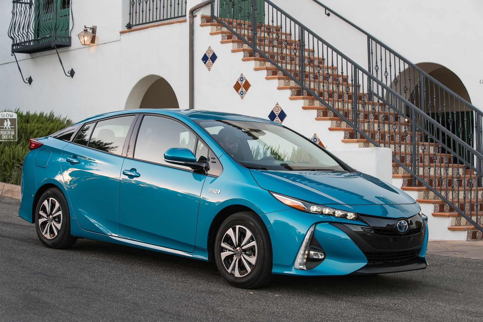 2017 Toyota Prius Prime Advanced I Thought It Was A Transformers