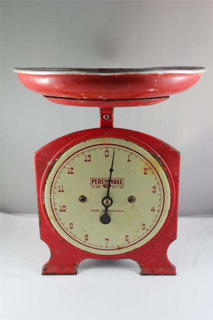 Ebay Vintage Produce Scales Details About Vintage