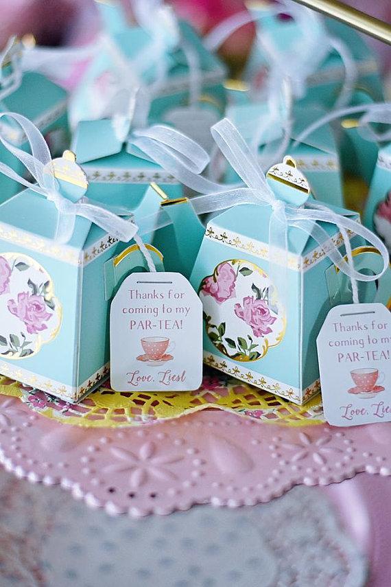 It/'s A Girl Baby Shower Favor Boxes; Wonderland Theme Baby Shower Favor Boxes; Guest Favor Boxes; Princess Baby Shower Favor Box; Floral