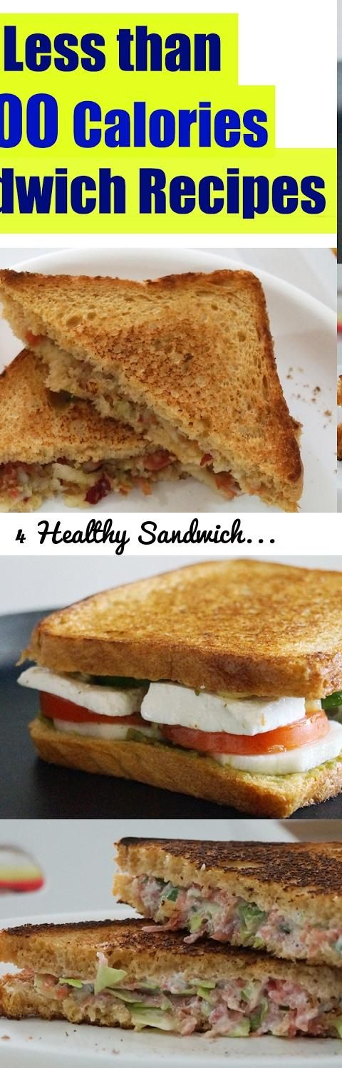 4 healthy sandwich recipes weight loss recipes healthy breakfast