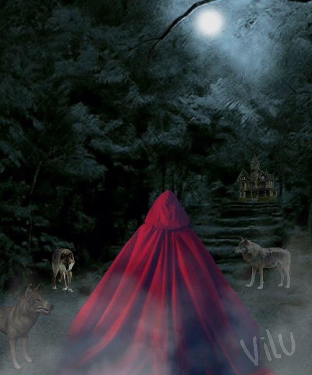 Os Três Lobos e a Chapeuzinho Vermelho - Virginia Lucia Campos Mendonça