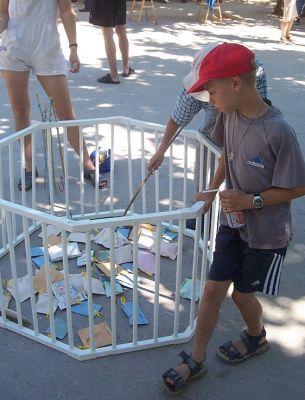 Idees Kermesse Anniversaire Enfants Pinterest Kermesse Juegos