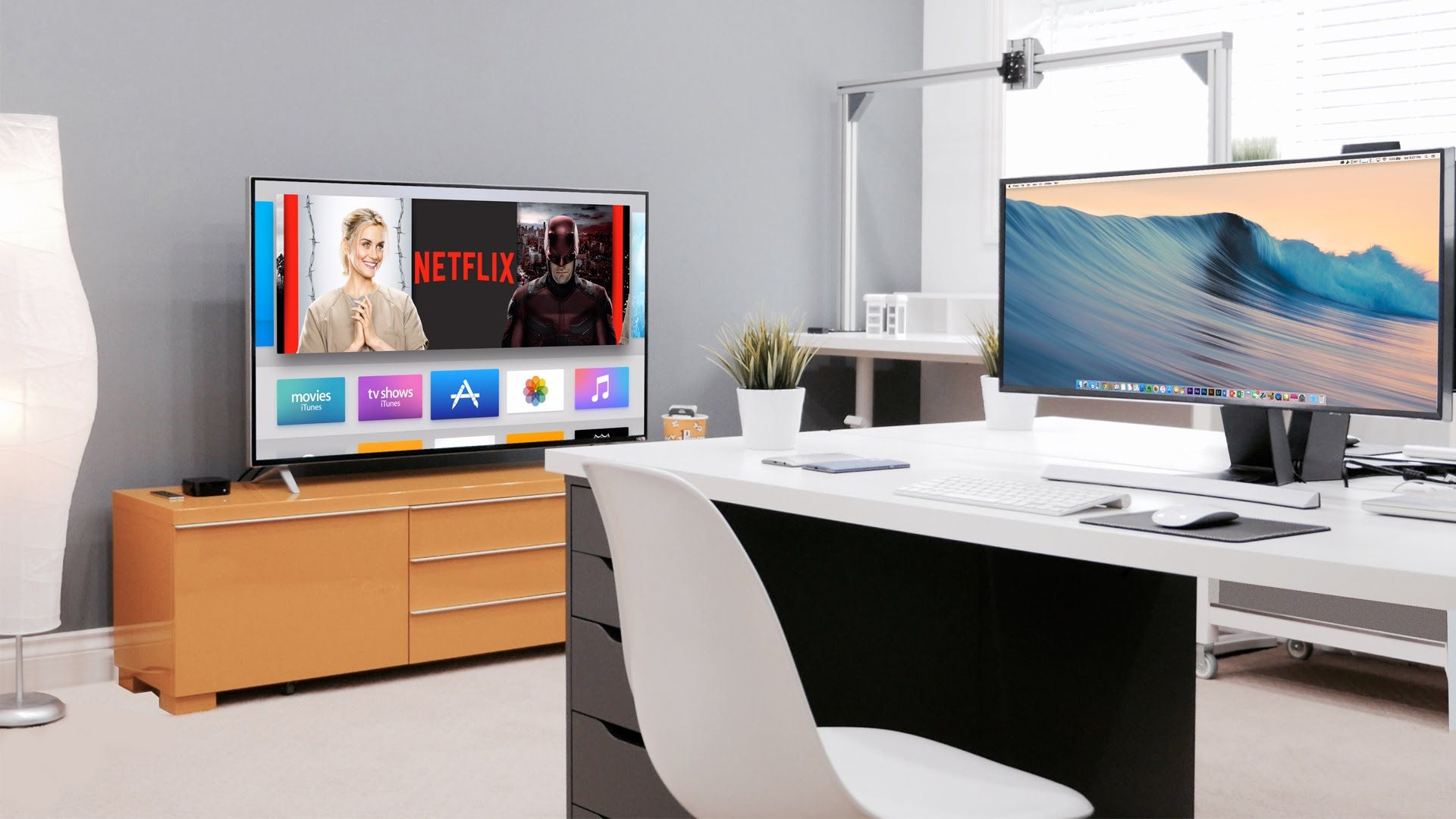 Ultimate Office Desk Setup Tour