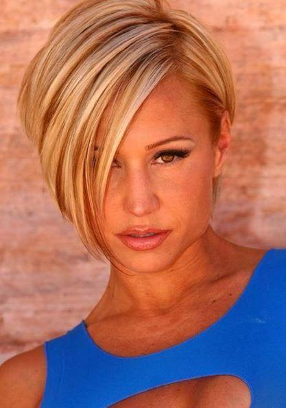 Mai kedvenc #szőke és #aszimmetrikus / Today's favourite #blonde and #unsymmetrical
