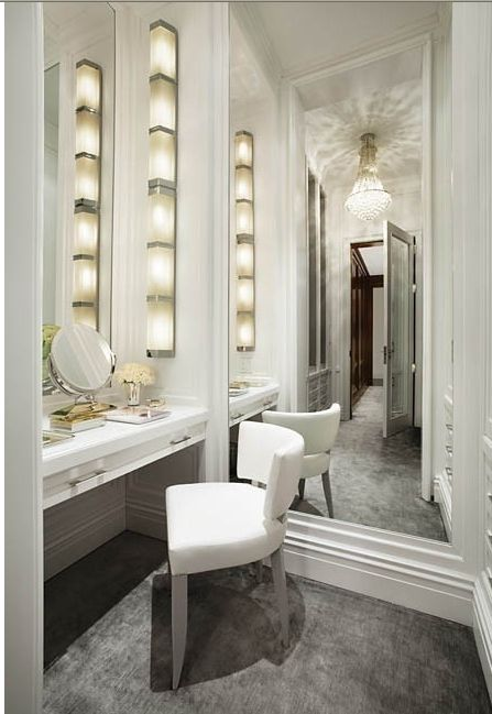 Ordinaire Dressing Table, Full Length Built In Mirror! Perfect For The Walk In Robe