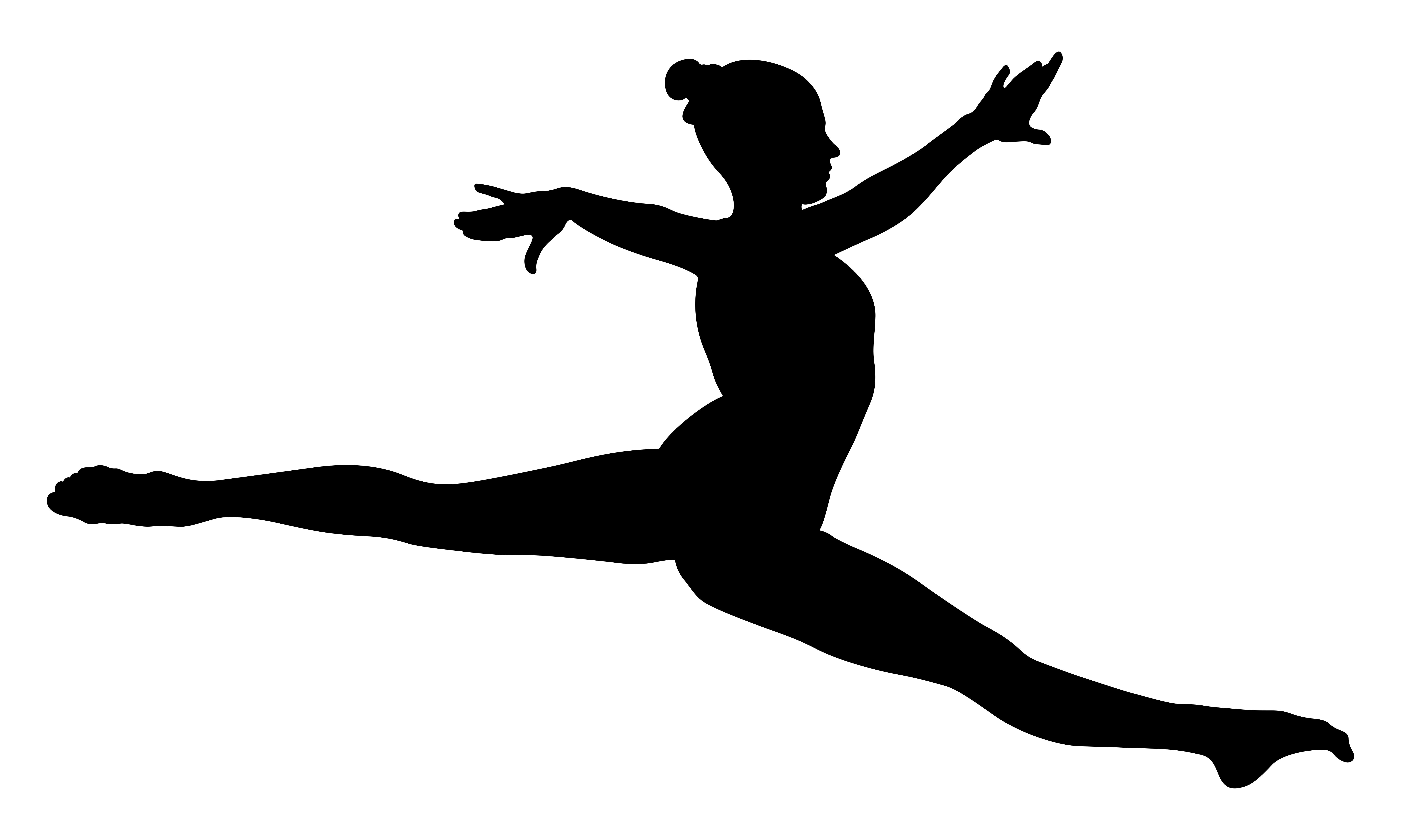 How To Do a Split Jump Dance Talk Just For Kix