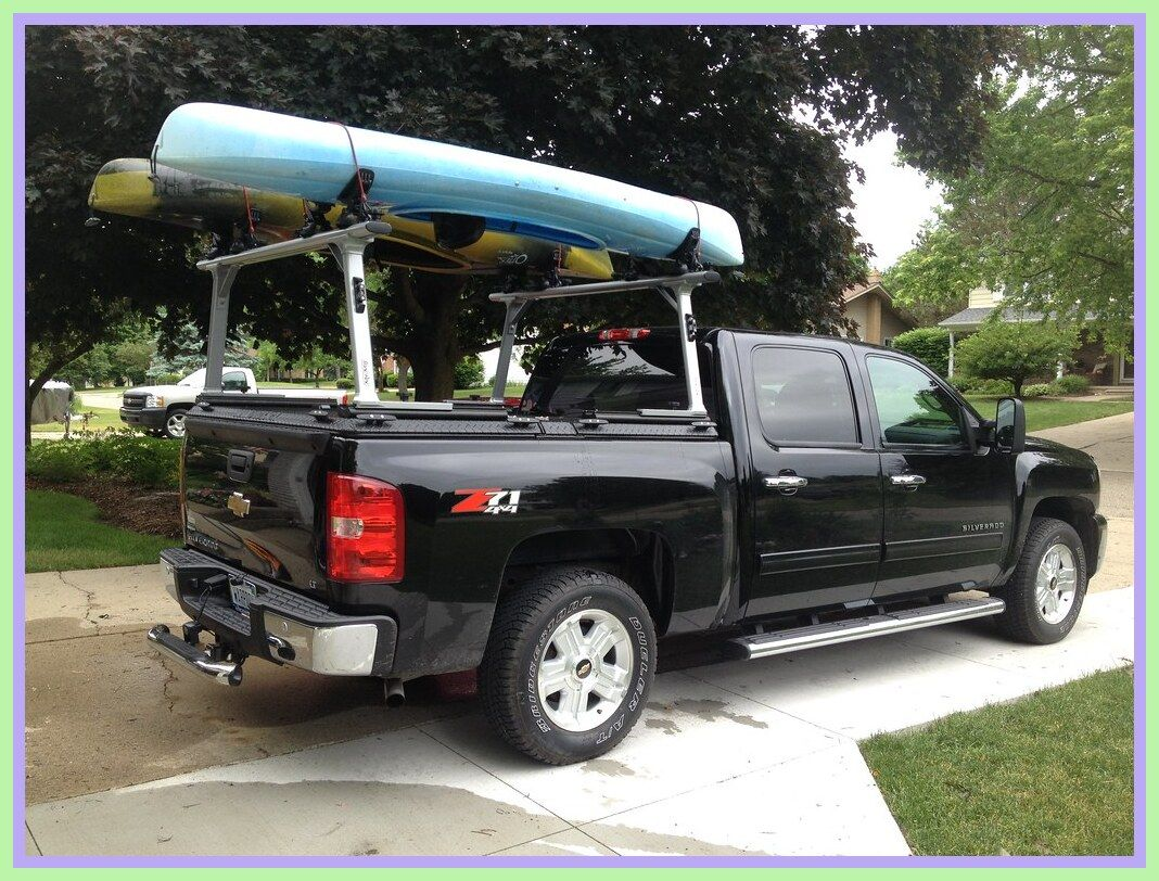 109 reference of truck bed rack rack in 2020 Kayak roof