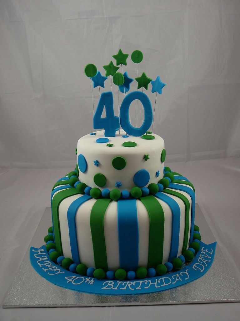 birthday cake ideas for men turning 40 Google Search birthday