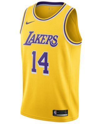 finest selection 39252 51e92 Nike Men's Brandon Ingram Los Angeles Lakers Icon Swingman ...