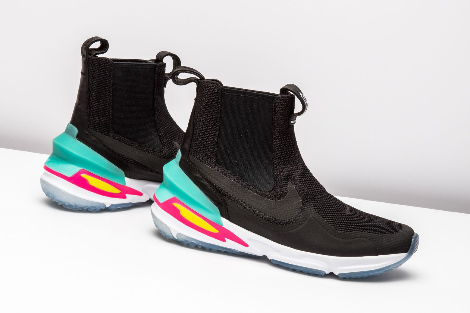 13a18cc4c5d3 Riccardo Tisci and NikeLab delivered the Chelsea-boot inspired Air Zoom  Legend. http