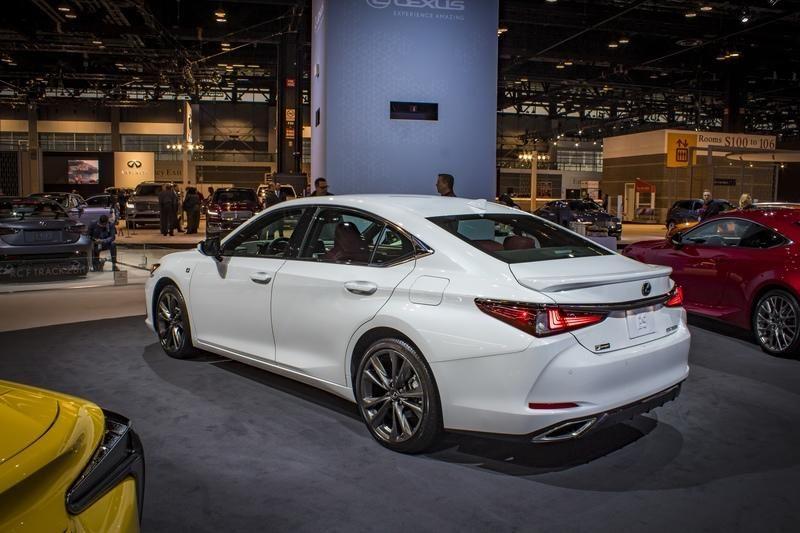 2019 Lexus ES 350 F Sport (With images) Lexus, Lexus es
