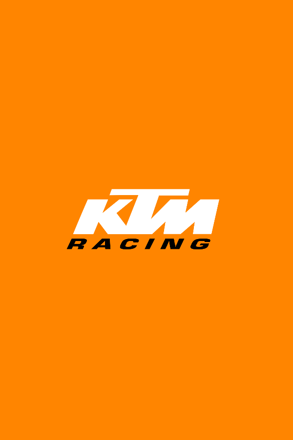 Wallpaper Logo KTM Racing