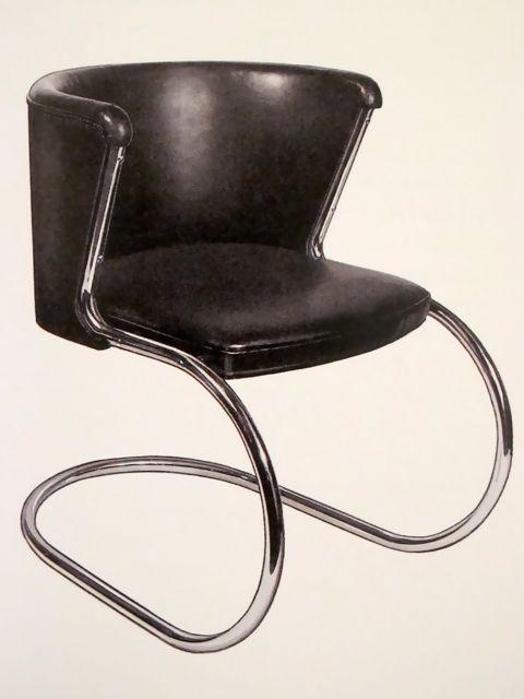 lilly reich furniture. Bauhaus Furniture · Lilly Reich: Reich L