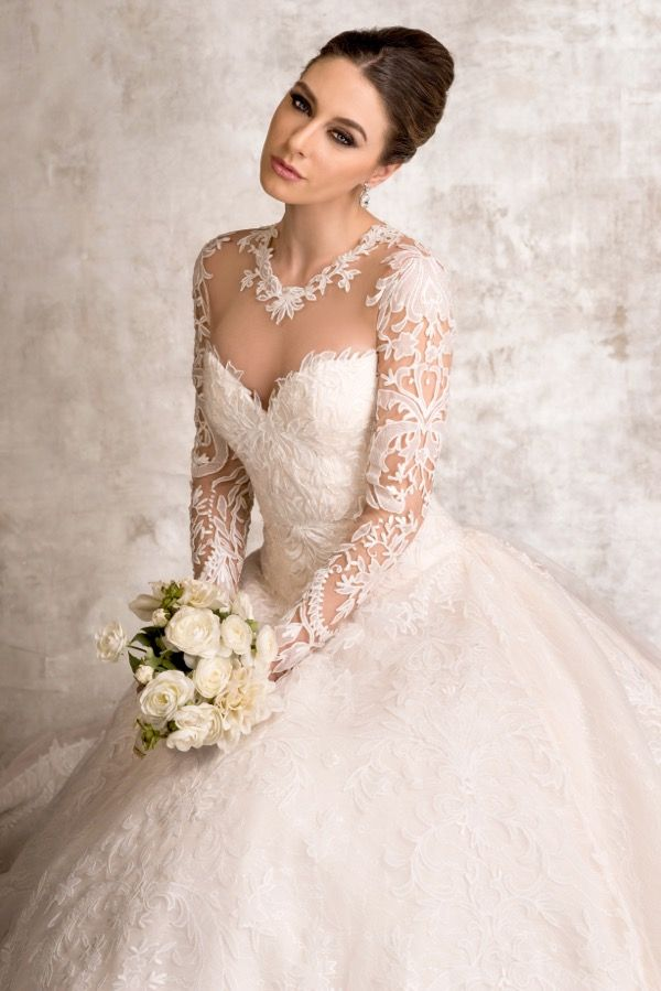 Ysa Makino Bridal Collection - Beautiful Designer Wedding Dresses ...