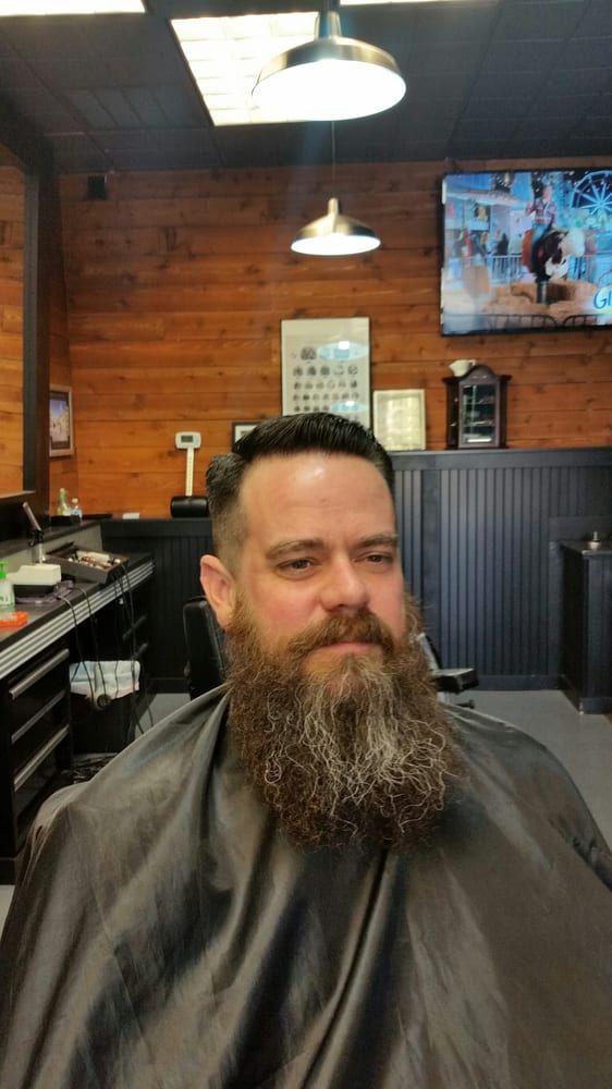 Haircut By Christine Ramirez Of Luckys Barber Shop Dallas Tx