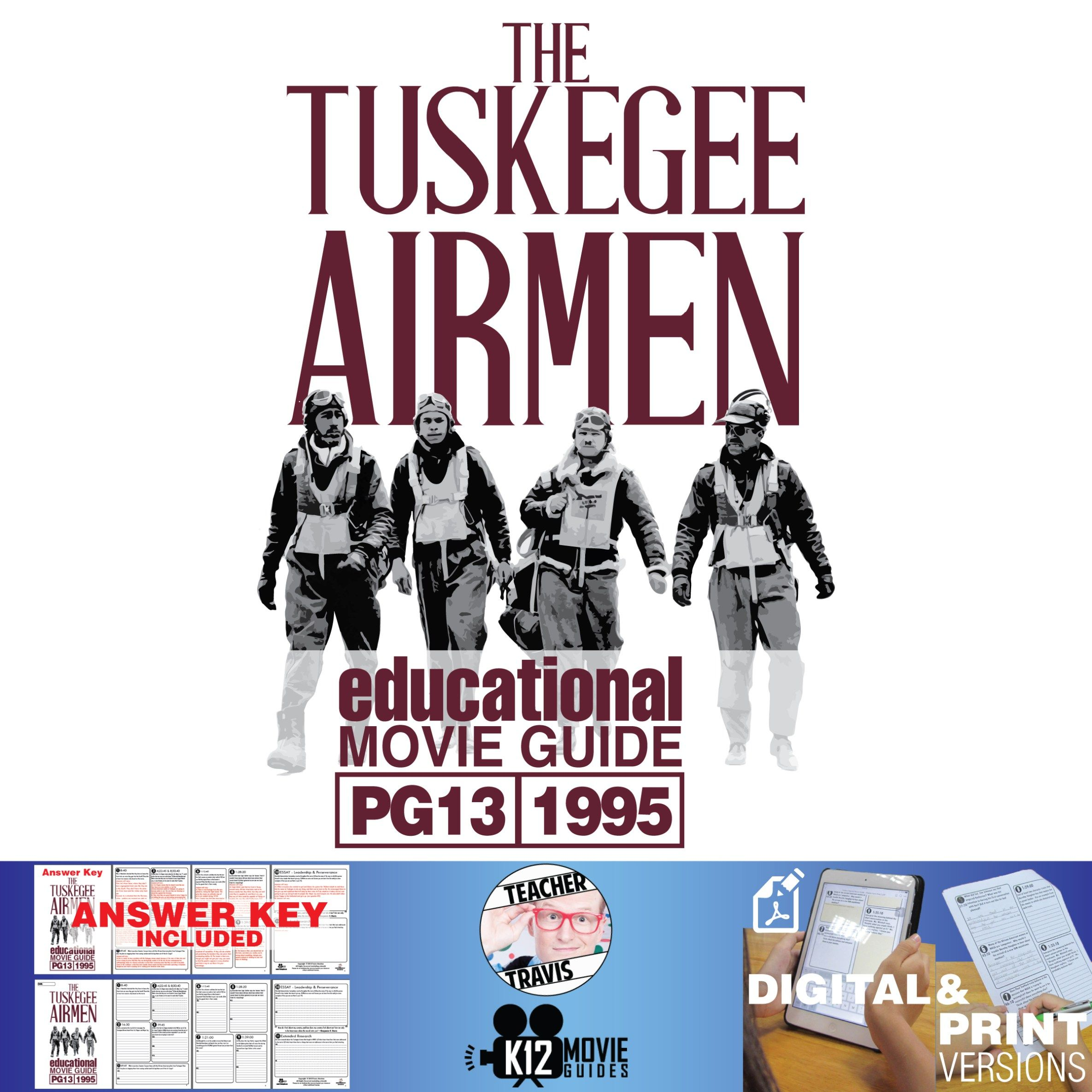 The Tuskegee Airmen Movie Guide