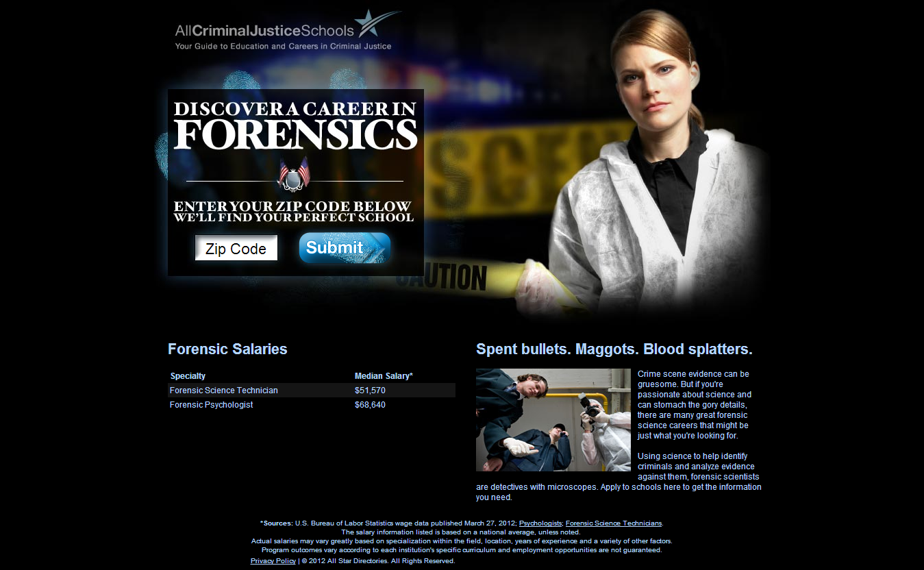 Http Www Forensiccareersinfo Com Has Some Info On The Field Of Forensics And Some Forensic Related Occup Criminal Justice Criminal Justice Careers Forensics