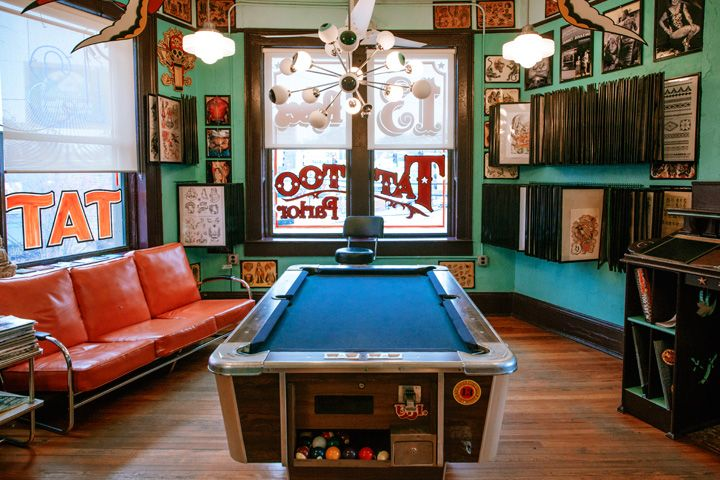 8 best tattoo shops in atlanta place pinterest for Fayetteville tattoo shops