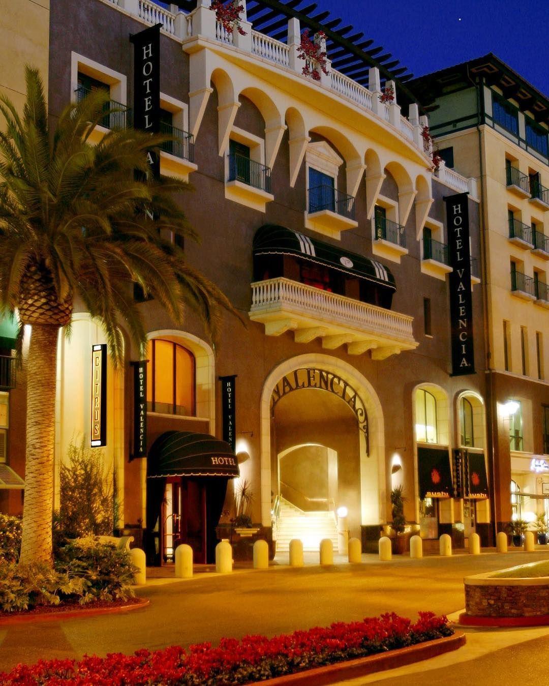 San Jose Ca Usa Hotel Hotel Valencia Santana Row Hotelvalenciasj
