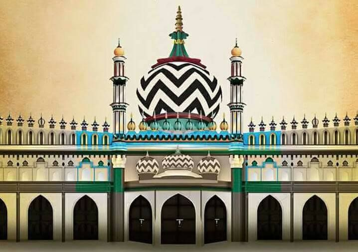 Ala Hazart Ala Hazrat Wallpaper Islamic Wallpaper Islamic Images Bareilly sharif hd wallpaper