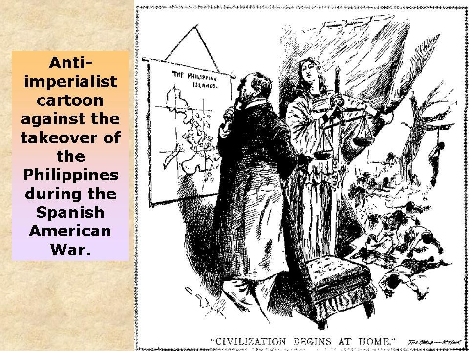 Anti Imperialism Cartoon Teacher S Blog History Teachers