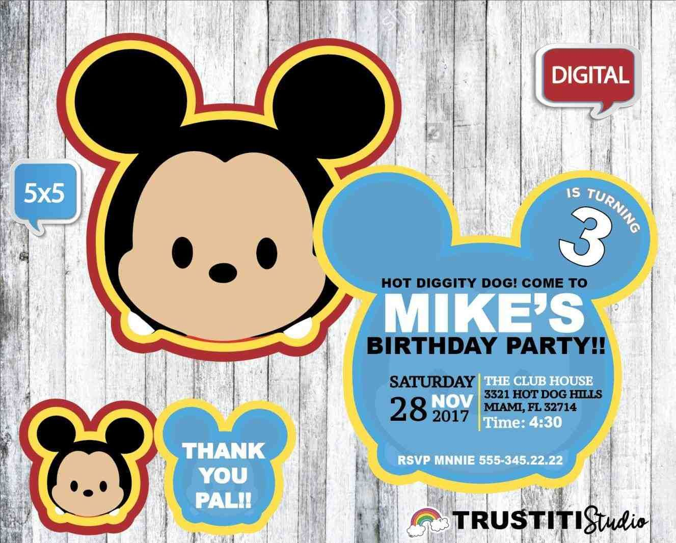 mickey mouse party ideas on a budget. mickey mouse birthday party ...