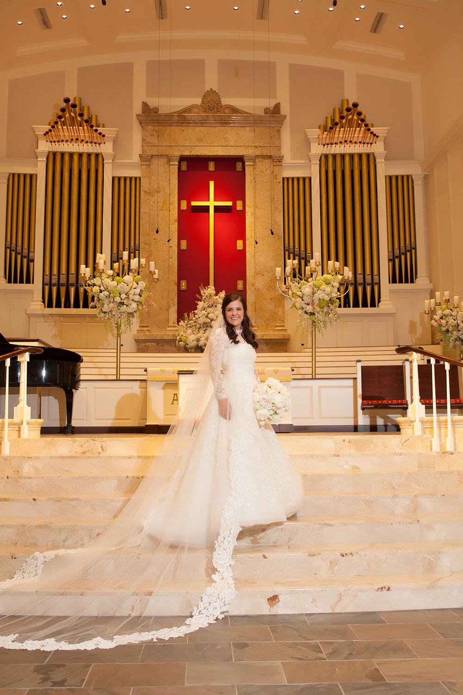Rebecca Christian Real Houston Wedding Wedding Dresses