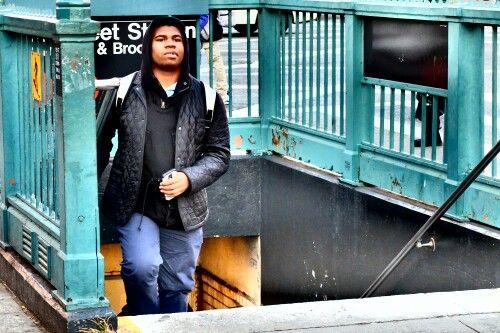 Harlem,  NYC © Guilherme Lara Campos