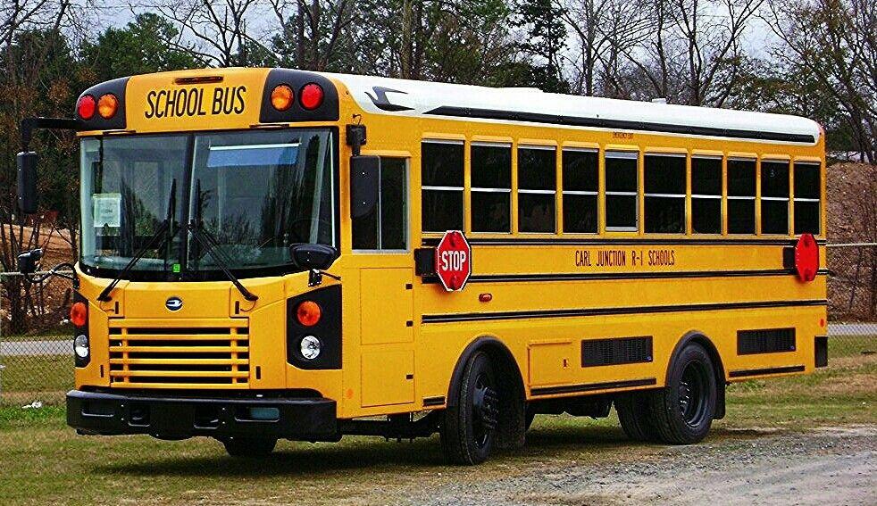 2015 blue bird allamerican fe series 44passenger school bus