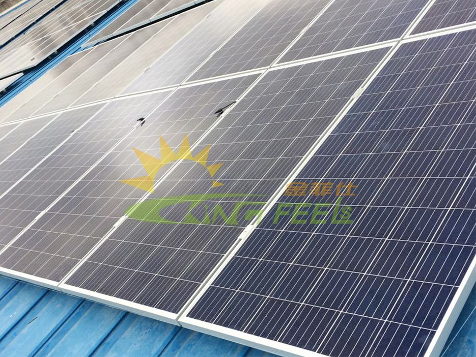 Solar Panel Roof Brackets Solar Structure Manufacturers