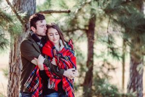 Best Ways to Announce You're Engaged Over the Holidays   Styled By Uptown Events & Travel   Photo by Forever Photography Studio