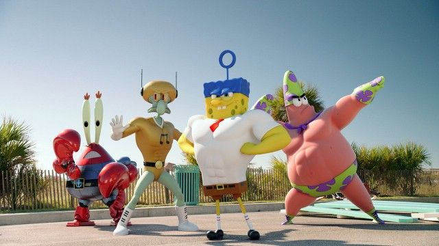 Movie review: 'The SpongeBob Movie: Sponge Out of Water' - Daily Bruin