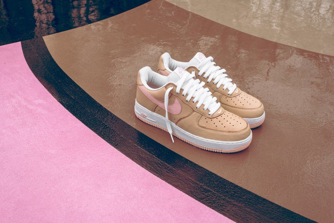 Nike Air Force 1 Linen
